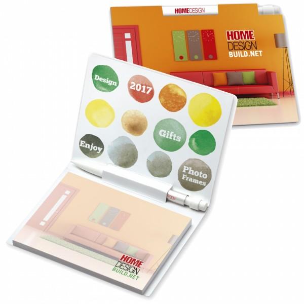 BIC® 101mm x 75mm Mini Pencil Booklet