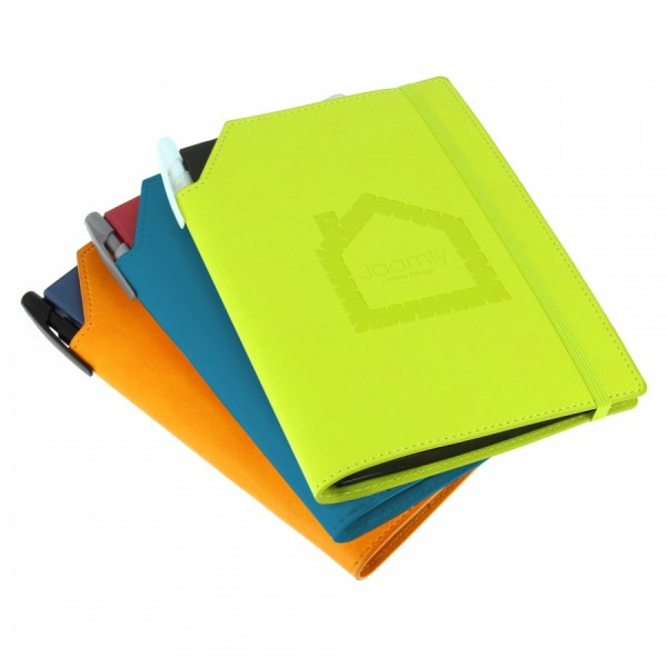 BIC® Notebooks Dual A5