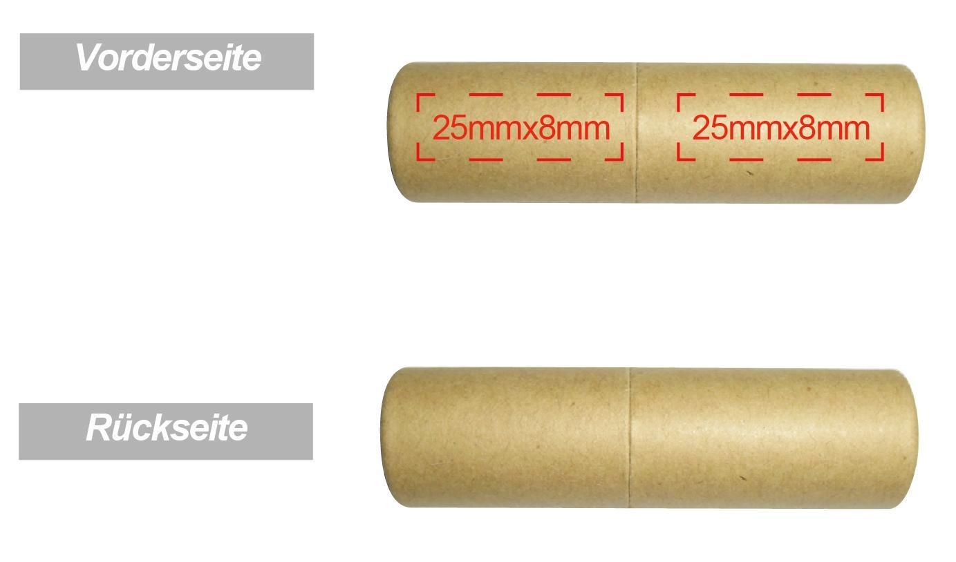 Ansicht-USB-Carton-Druck