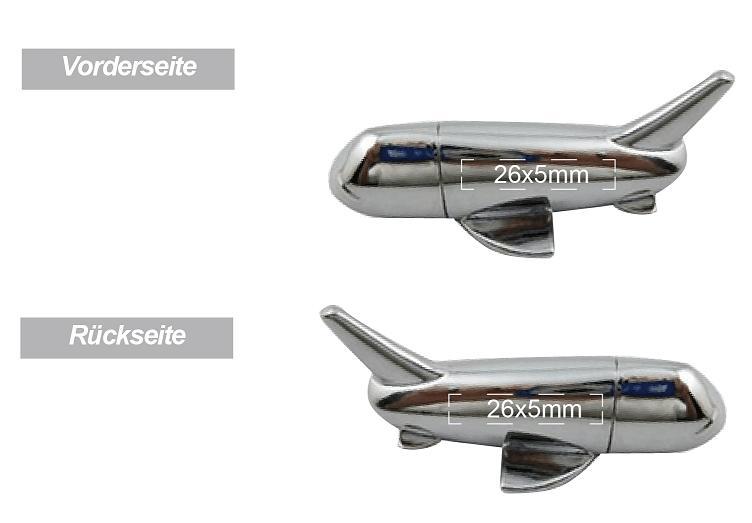 USB-Stick-Flugzeug-Sonderform
