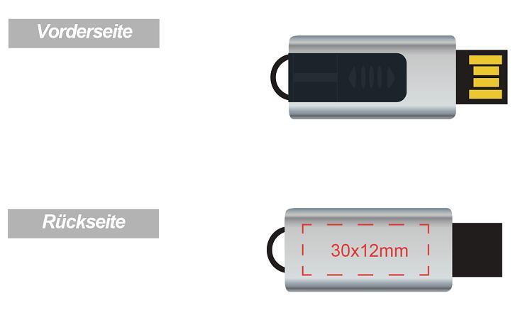 Mini-USB-Stick-aus-Metall