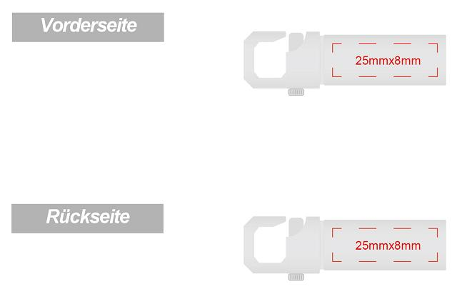 Druckansicht-Silver-Shape-Hook-Logogravur-Logodruck