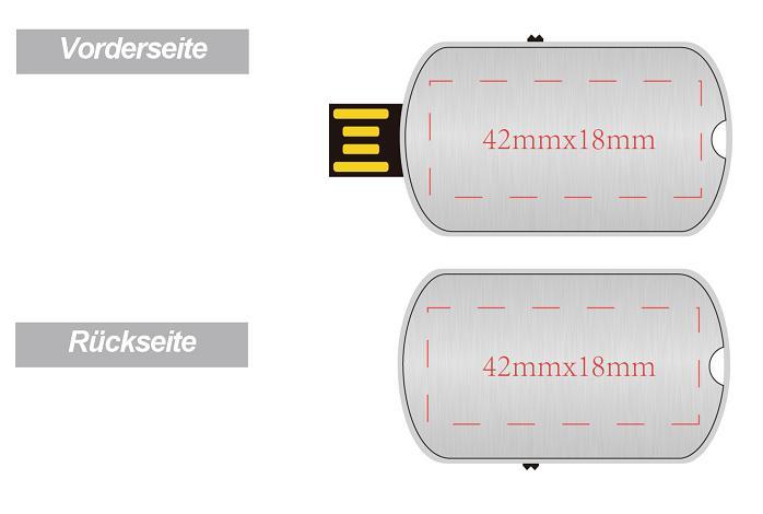 USB-Stick-Marke-Anhanger