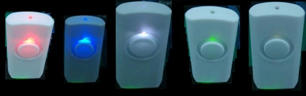 Farbige LED