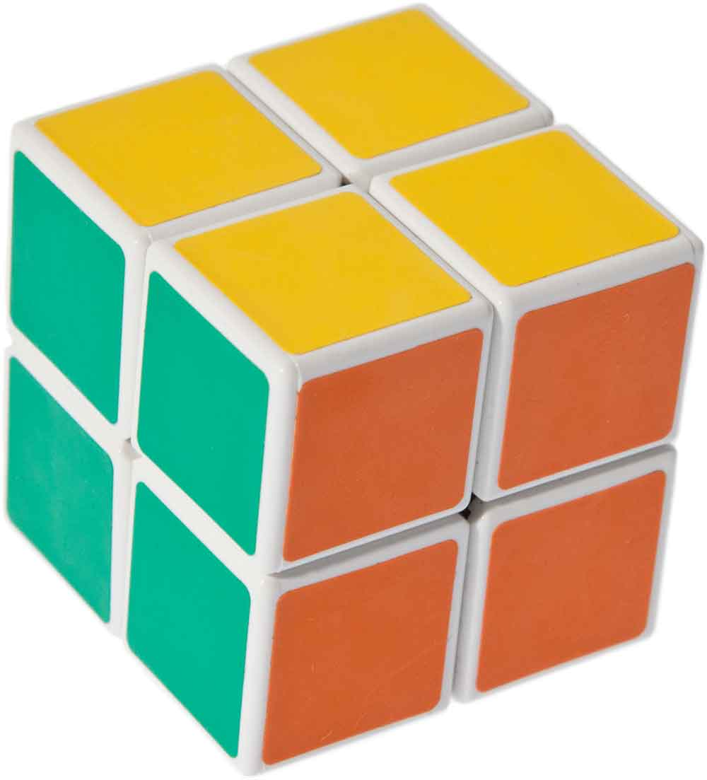 2x2 zauberwürfel lösen