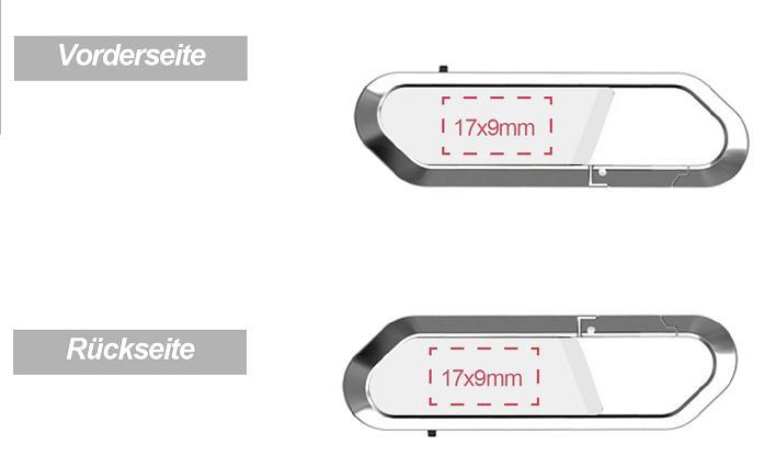 USB-Stick-Karabiner