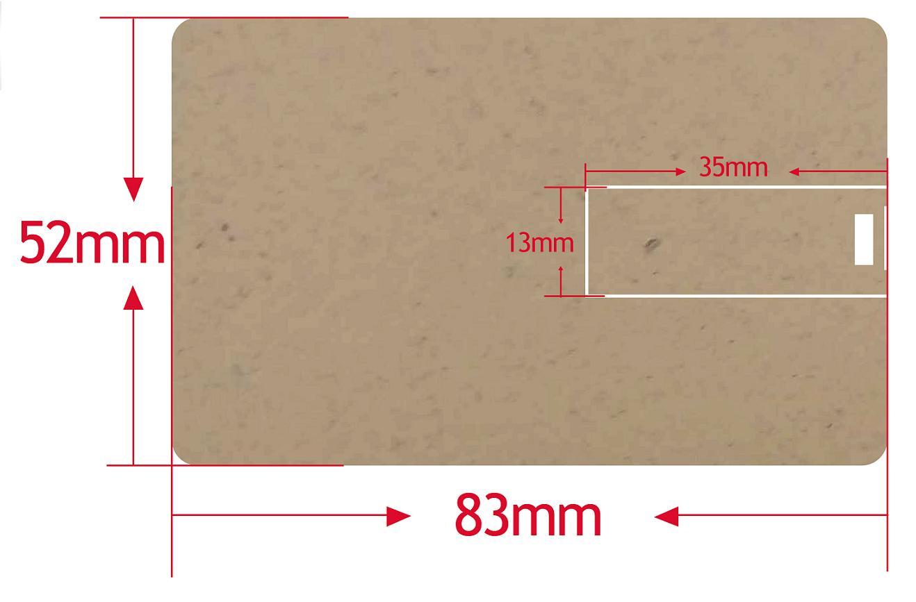 Druckbereich-USB-Stick-V-Card-Green-Masse