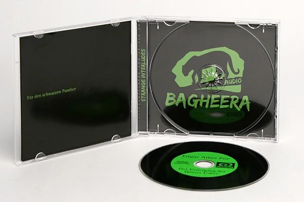 Vinyl CD (bis 700 MB)